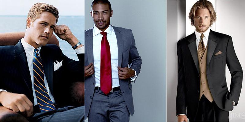 راهنمای انتخاب کت و شلوار رنگی برای آقایان