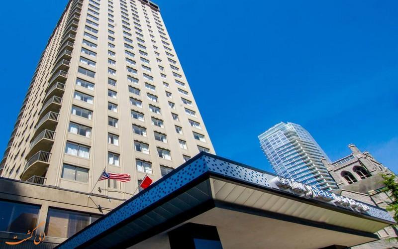 معرفی هتل 3 ستاره سنتوری پلازا ونکوور کانادا