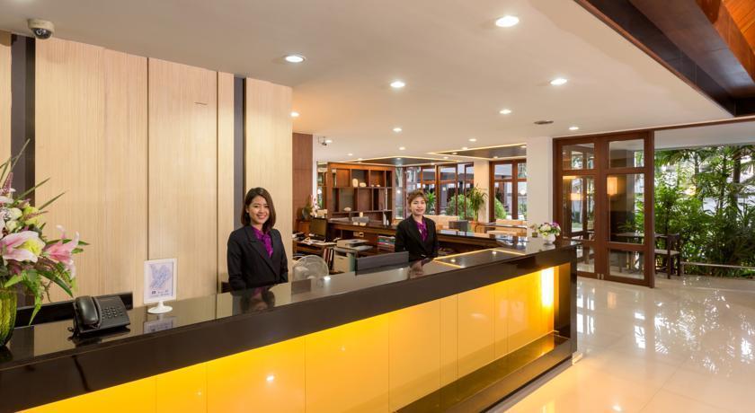 آشنایی با هتل 3 ستاره هالیدی ریزورت پاتایا