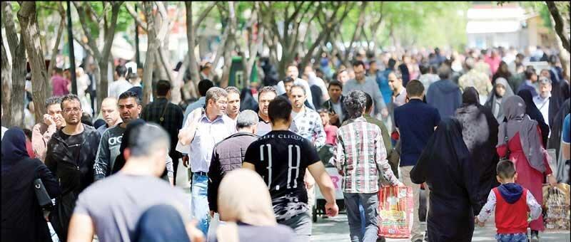 60 درصد ایرانی ها کار نمی نمایند