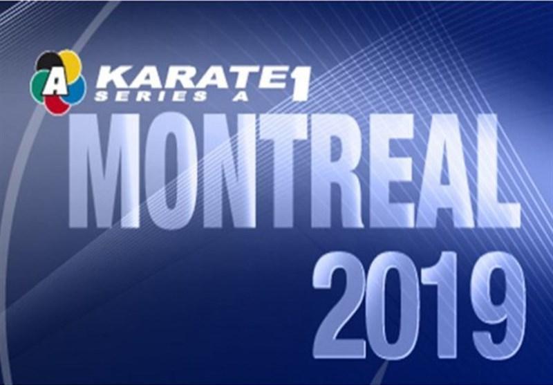 حضور 4 ملی پوش ایرانی در لیگ جهانی کاراته مونترال کانادا