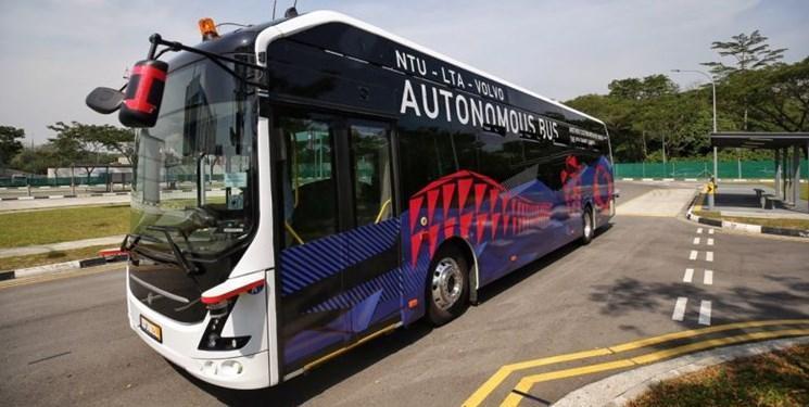 اتوبوس های خودران از فردا در سنگاپور مسافرگیری می نمایند