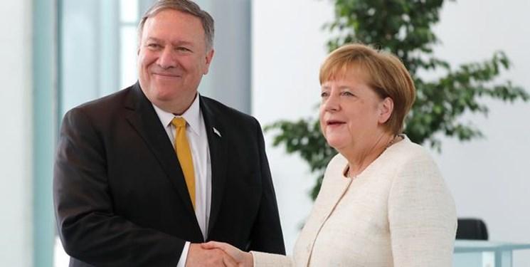 آلمان به پیروی از آمریکا ایران را در حادثه دریای عمان متهم کرد