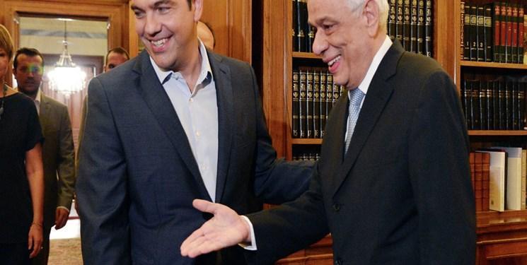 نخست وزیر یونان خواهان انحلال مجلس و برگزاری انتخابات زودهنگام شد