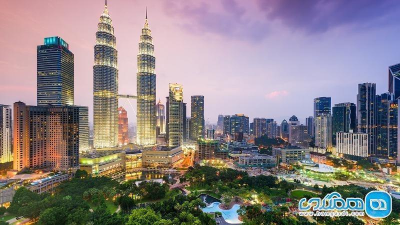 معرفی مراکز خرید مالزی ، پاساژگردی در مالزی