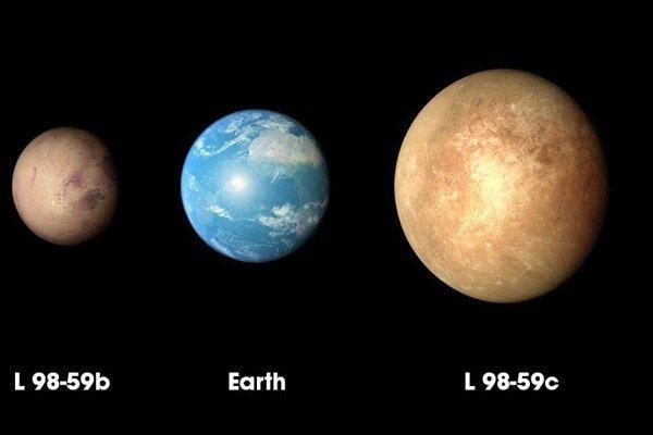 کوچک ترین سیاره توسط فضاپیمای تس کشف شد