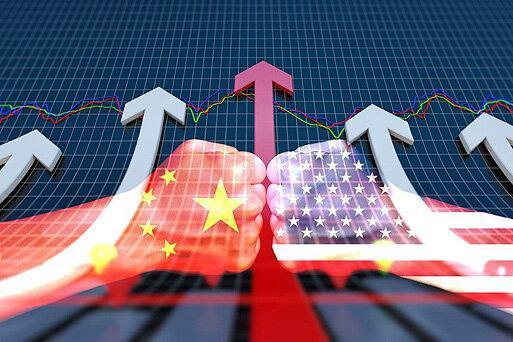 جنگ مالی چین و آمریکا ، پاشنه آشیل اقتصاد جهانی؟