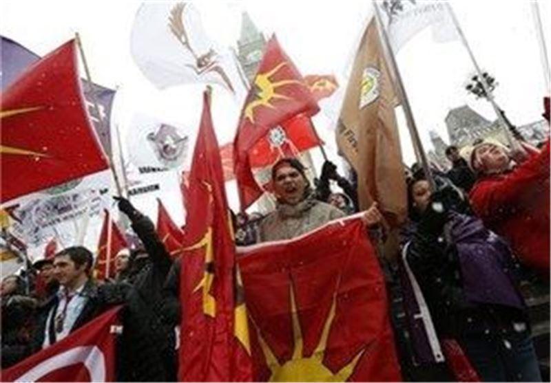 تظاهرات گسترده بومیان کانادا در اعتراض به دولت مرکزی