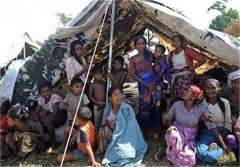 پلیس اندونزی 80 مسلمان روهینگیا را بازداشت کرد