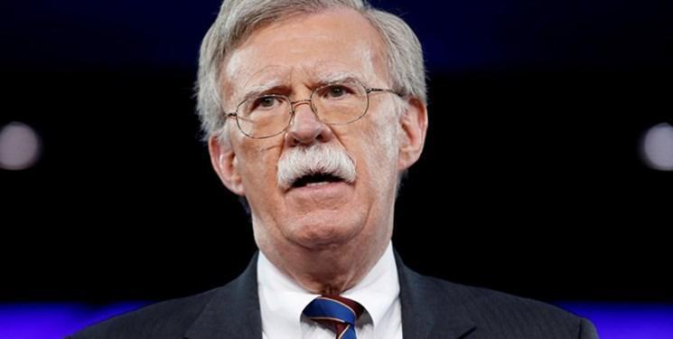 بولتون: گفت وگو با مقامات انگلیس درباره ایران به بعد موکول می گردد