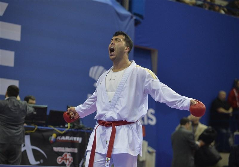 لیگ جهانی کاراته وان کانادا، گنج زاده و عباسعلی برنزی شدند