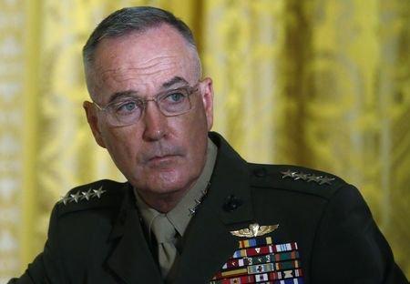 رئیس ستاد مشترک ارتش آمریکا: چین، روسیه، کره شمالی و ایران فزونی ما در فضا را به چالش می کشند