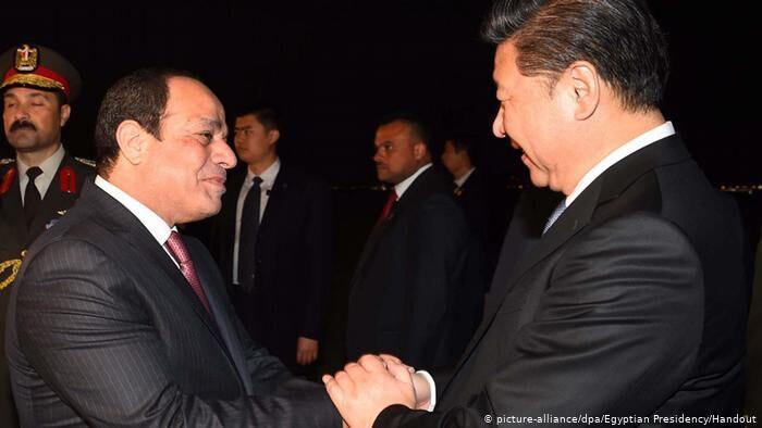 سرمایه گذاری 15 میلیارد دلاری چین در مصر