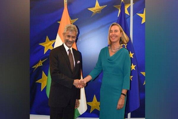 اتحادیه اروپا بر راهکار سیاسی در مناقشه کشمیر تأکید کرد