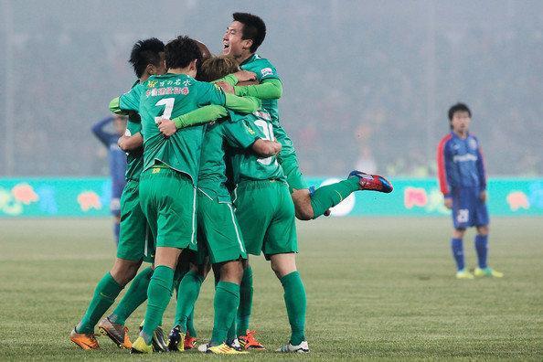 بیجینگ گوآن هم به مرحله گروهی رسید، موفقیت تیم های چینی در پلی آف
