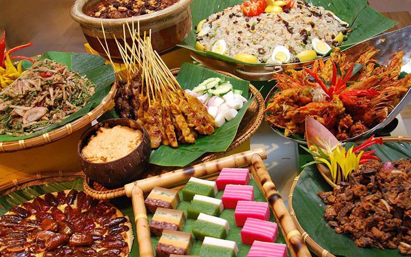فرهنگ غذایی در مالزی