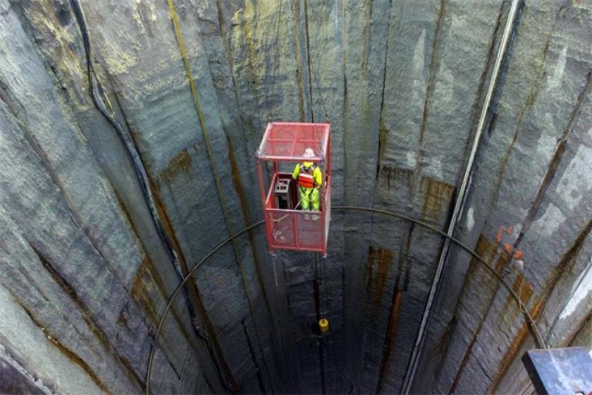 آغاز به کار عملیات ساخت دومین تونل آبی کم عرض در ونکوور