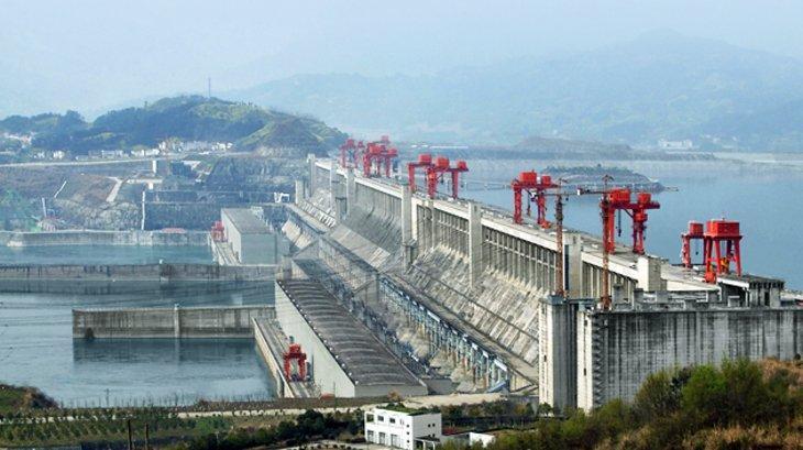 آشنایی با رودخانه یانگ تسه و سه دره چین