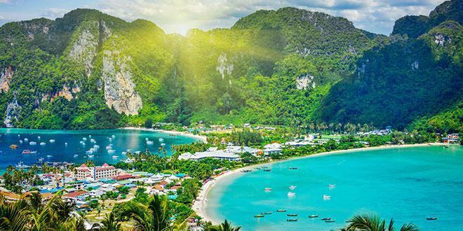 جزایر فی فی پوکت (Phi Phi Island)