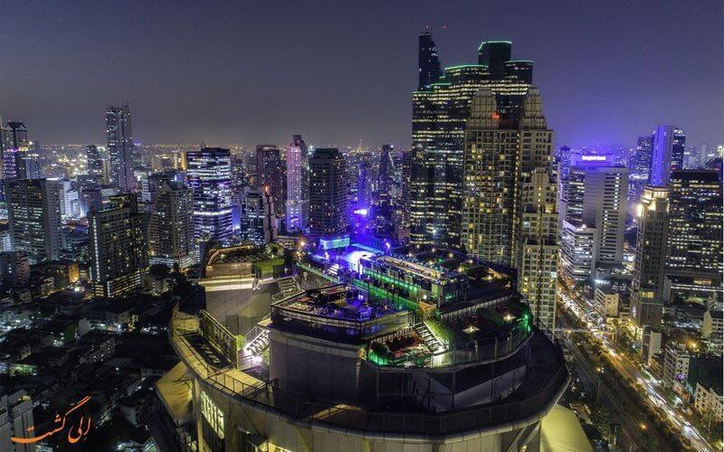 معرفی هتل 5 ستاره اوکس بانکوک ساتورن در بانکوک