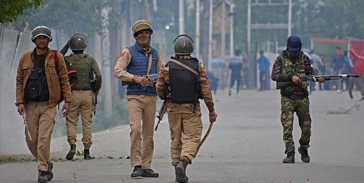 افزایش تدابیر امنیتی در کشمیر در آستانه نماز آدینه، 152 زخمی در حملات نیروهای هندی