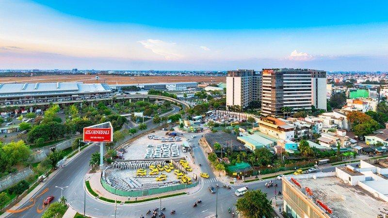 آشنایی با فرودگاه هوشی مین ویتنام