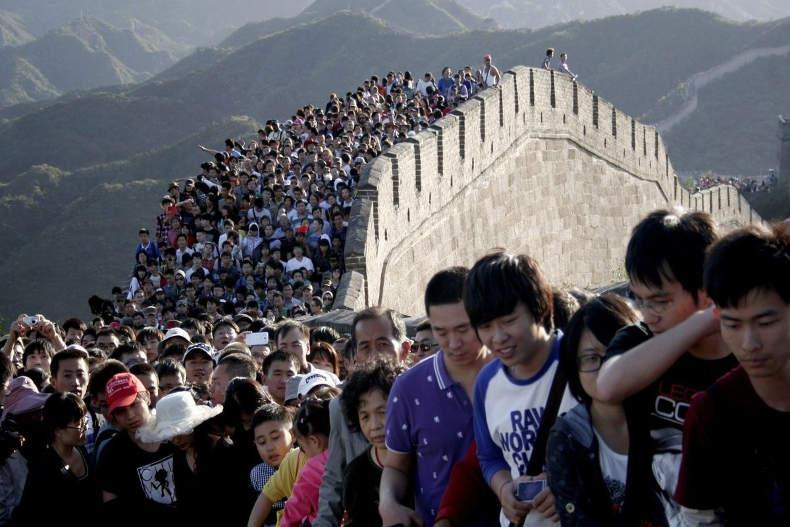 انتشار لیست سیاه گردشگران بدرفتار در رسانه های چین