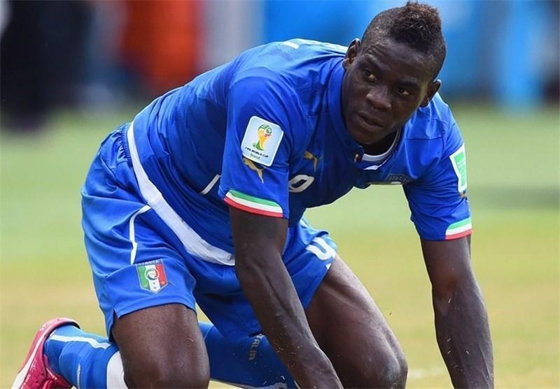 کونته، سوپرماریو را از تیم ملی ایتالیا کنار گذاشت
