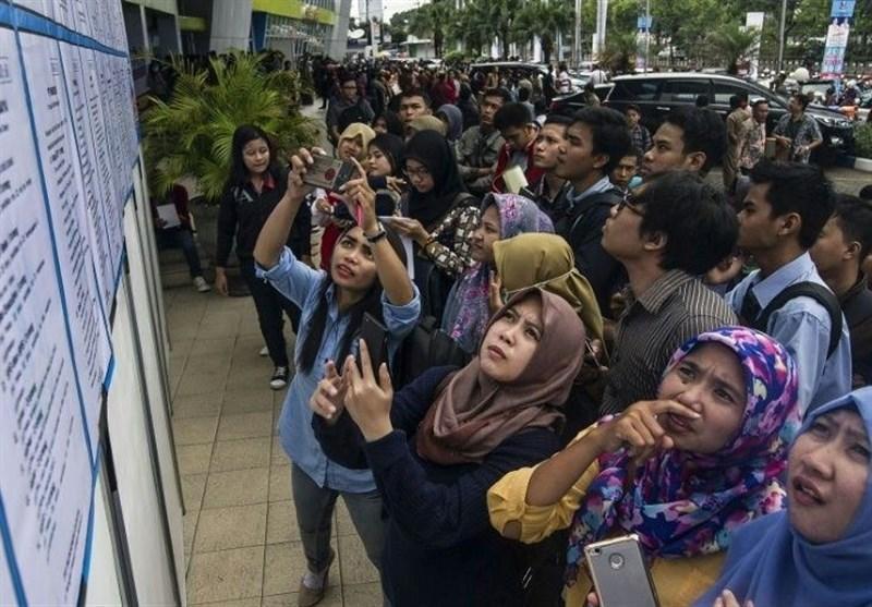 اعزام زائران اندونزی به حج از جهت ایران