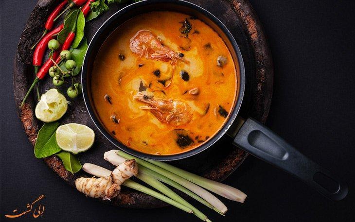 معرفی تندترین غذاهای تایلند