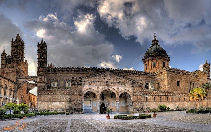 6 جاذبه دیدنی شهر پالرمو ایتالیا