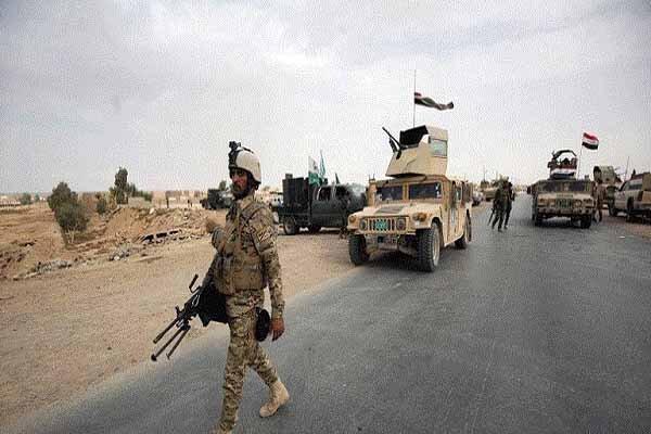 بازداشت یک تروریستِ خطرناک تحت تعقیب در موصل عراق