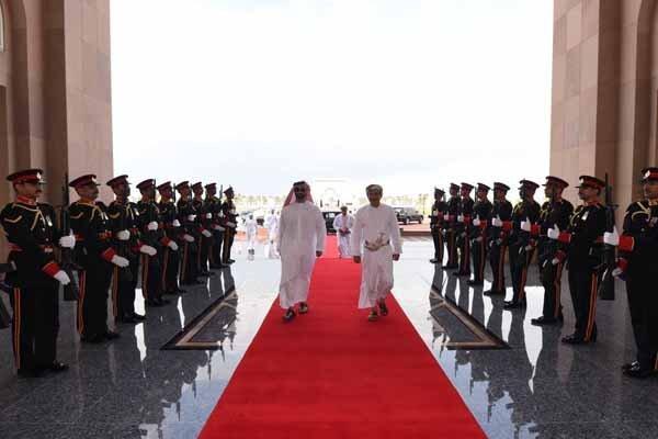 راز سفر مقام امنیتی شاخص اماراتی به سلطان نشین عمان