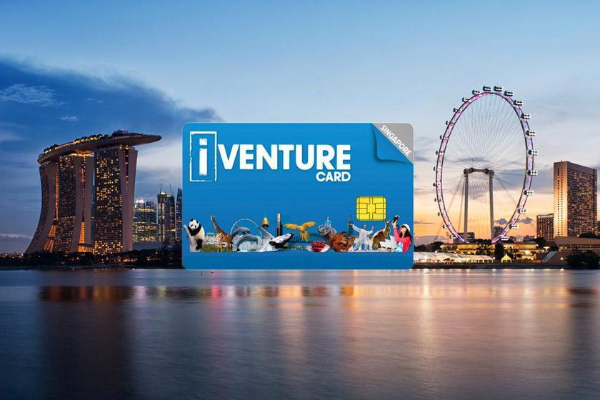 کارت گردشگری سنگاپور (سنگاپور iVenture Card) چیست؟