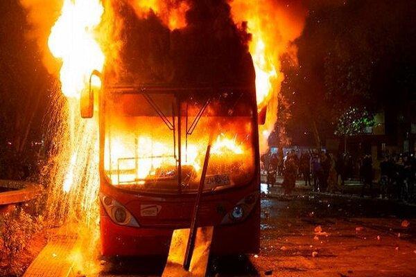 واکنش رئیس جمهور شیلی به تظاهرات یک میلیون نفری معترضین