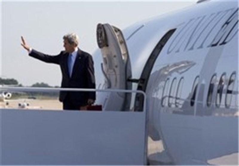 سفر وزیر خارجه آمریکا به هند