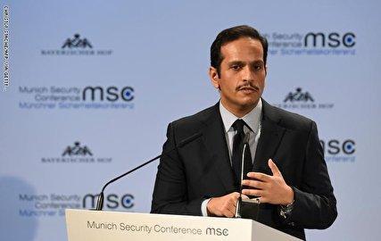 مذاکرات قطر و سعودی برای حل اختلافات ، وزیر خارجه قطر: وقتی محاصره شدیم ایران فضایش را برای ما باز کرد