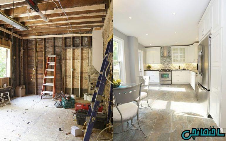نوسازی ساختمان و نکات مهم آن