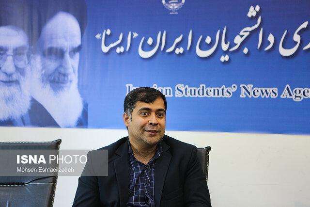 رئیس پارک علم و فناوری خراسان، پژوهشگر برتر دانشگاه فردوسی مشهد شد
