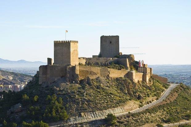 زیباترین قلعه های تاریخی اسپانیا