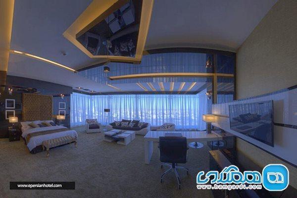 انتخاب یک هتل مشهد که در لیست 10 هتل برتر ایران قرار گرفته است