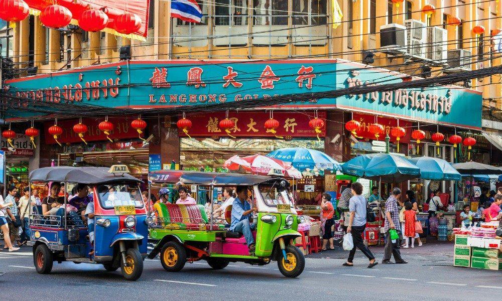 چند شهر مهم و جذاب تایلند