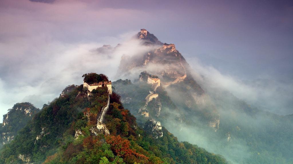 جایگاه دیوار چین در صنعت گردشگری کشور چین