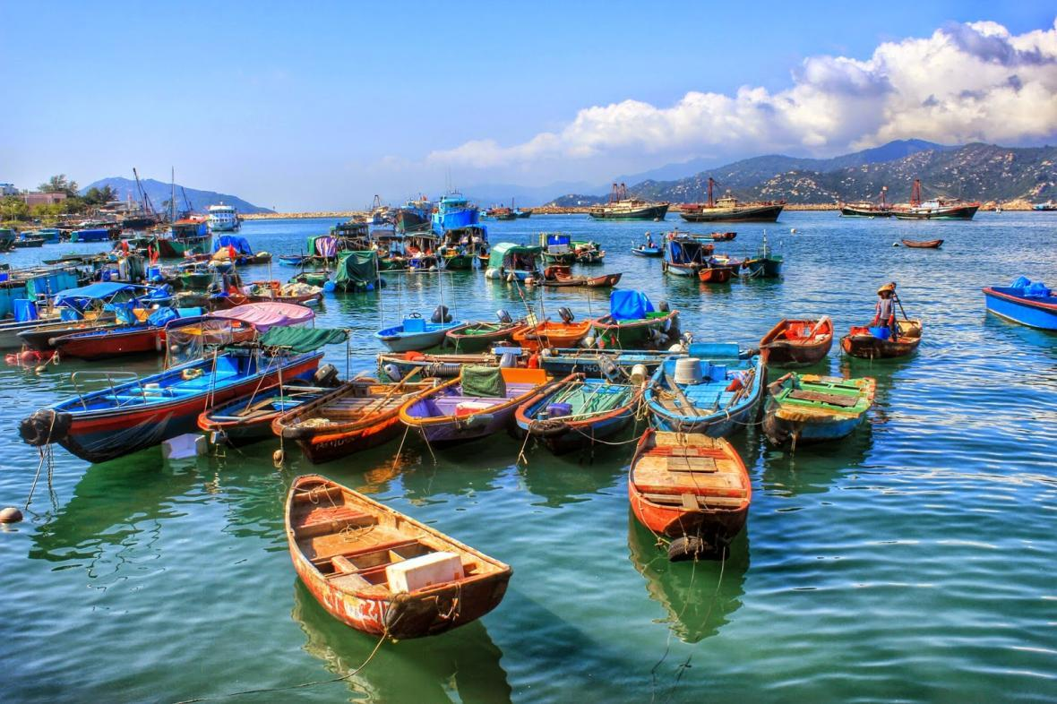 جاذبه های شهر هنگ کنگ در کشور چین