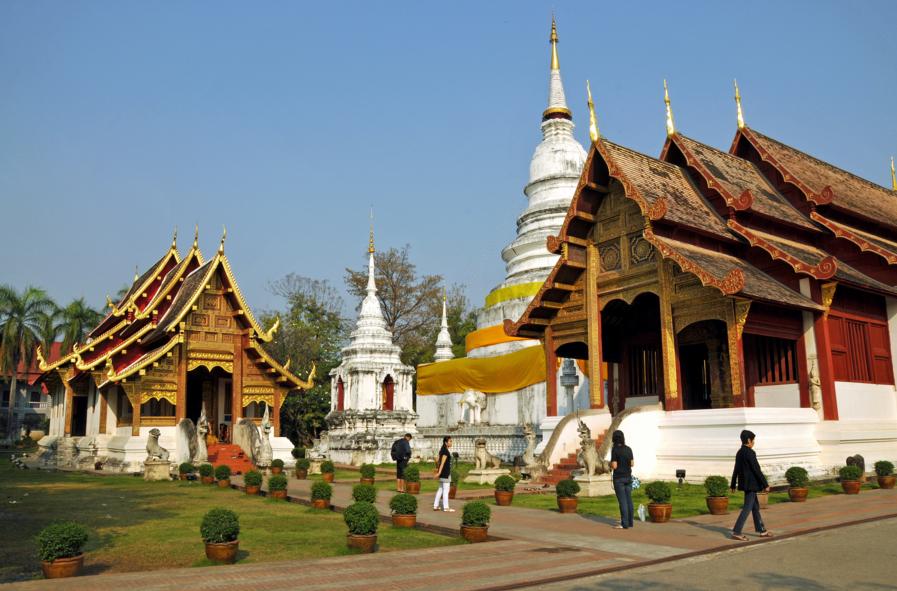 معابد معروف چیانگ مای