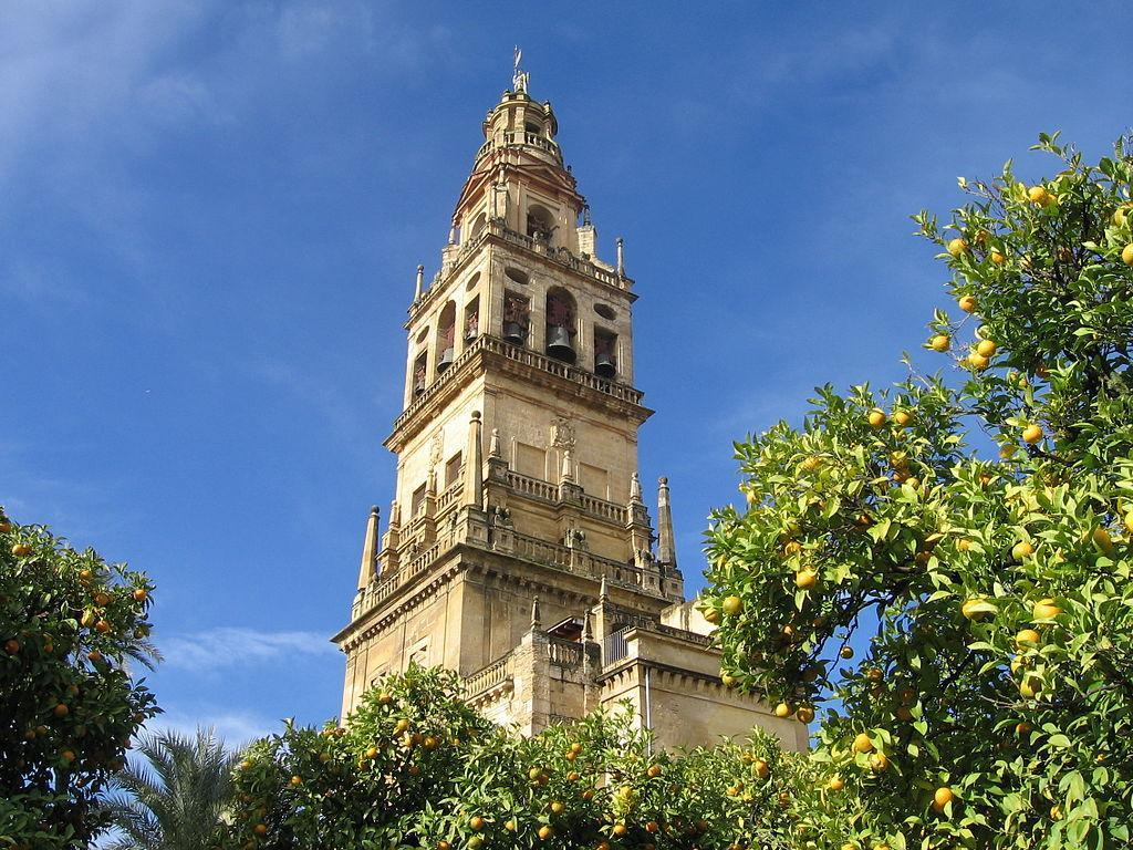 مسجد قرطبه سومین بنای بزرگ جهان اسلام در اسپانیا