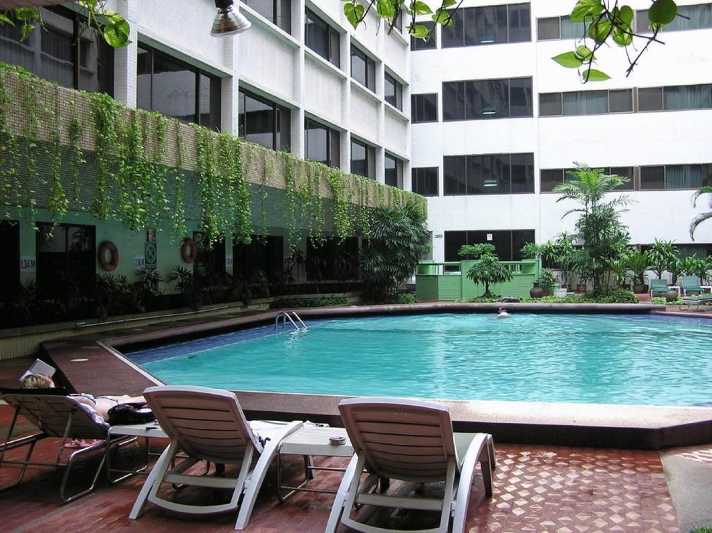 هتل آسیا در بانکوک