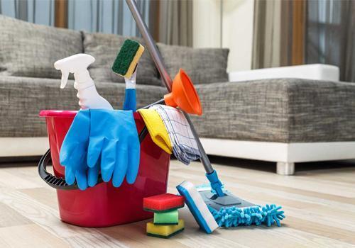 خانه تکانی اصولی و بدون اشتباه
