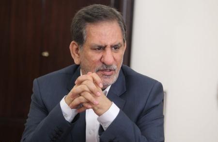جهانگیری: ایران می تواند نقطه اتصال گرجستان با خاورمیانه باشد