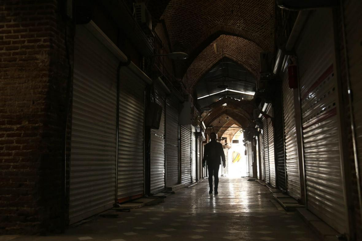 خبرنگاران مراکز تجاری و اصناف کردستان تعطیل شدند